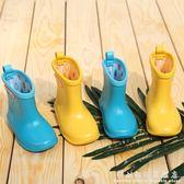日本兒童雨鞋男童寶寶水鞋女雨靴膠鞋小童幼兒1-3歲套鞋防滑 科炫數位
