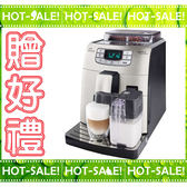《義大利原裝製造+贈好禮》Philips Saeco Intelia Cappuccino HD8753 / HD-8753 飛利浦 全自動 咖啡機