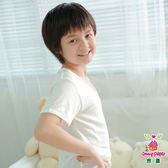【anny pepe】男童美國純棉短袖 (白) 100~160CM