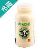 好朋友調味乳-蘋果300ml【愛買冷藏】