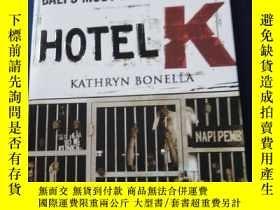 二手書博民逛書店Hotel罕見K: The Shocking Inside St