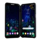 LG G8X/V50/50s DualScreen 原廠第二熒幕側翻皮套(根據手機型號搭配)