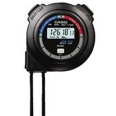 CASIO 專業運動碼錶-黑(HS-3V-1B)