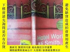 二手書博民逛書店Hotel罕見World Ali SmithY6583 Hote