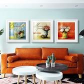 仿油畫有框畫裝飾畫客廳餐廳臥室掛畫墻上壁畫【聚寶屋】