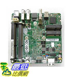 [106美國直購] Intel BLKD33217CK Intel Core i3-3217U 1.8GHz/ Intel QS77/ DDR3/ A&V/ UCFF Motherboard & CPU Combo