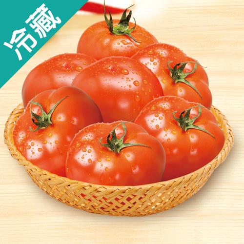 【產銷履歷】鮮採牛蕃茄1盒(600g±5%/盒)【愛買冷藏】