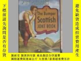 二手書博民逛書店英文原版罕見The Bumper Scottish Jokebo