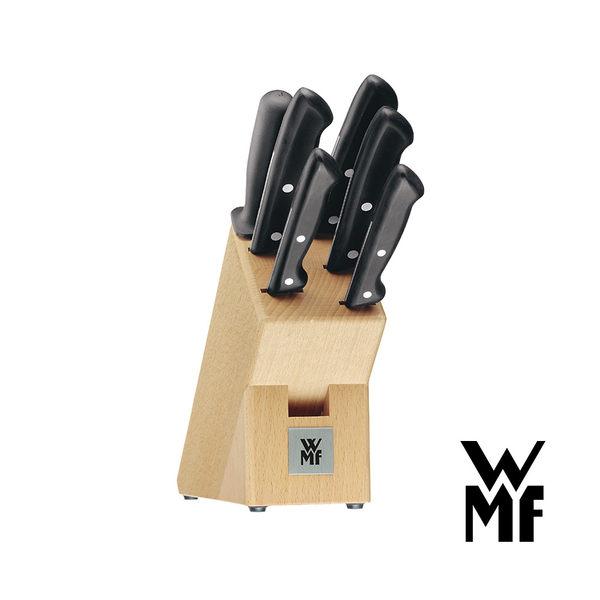 德國WMF Class Line 刀具六件套組加刀座  公司貨