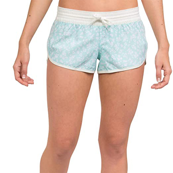 HURLEY|女 HURLEY DOLPHIN HEM SHORT 海灘褲