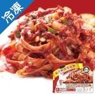 金品米蘭諾茄汁鮮肉寬扁麵280g/盒【愛買冷凍】