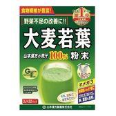 山本漢方大麥若葉青汁粉末3g*22入/盒