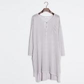 針織外套 中長版-輕奢簡潔夏日清涼女亞麻罩衫6色73fb41【巴黎精品】