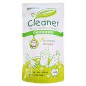 寶寶樂-嬰幼兒專用奶瓶蔬果清潔液補充包1000mlx6包 840元
