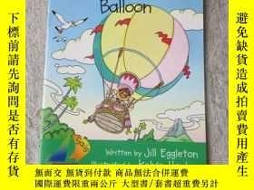 二手書博民逛書店Barney罕見Malloon s Balloon(Sails