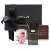 beautyblender x Hourglass 限定禮盒2件組-美妝蛋(多色可選)+光澤修復飾底乳 30ml #Mood Light - WBK SHOP