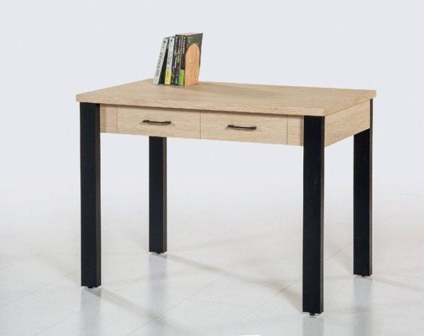 【新北大】✵P756-4 尼可拉3.5尺黃金桐木書桌(17購)