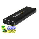 [8玉山最低比價網] 美國代購 StarTech.com M.2 SDD 鋁合金外接盒 UASP的USB 3.0 (5Gbps)