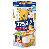 樂天小熊餅家庭號-優格口味195g【愛買】