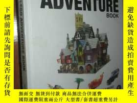 二手書博民逛書店The罕見Lego Adventure Book,:Vol. 2: Spaceships,Pirates,Drag