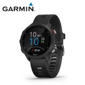 【GARMIN】Forerunner 245 Music GPS 腕式心率音樂跑錶-黑色