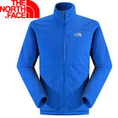 【The North Face 男 保暖刷毛外套 怪獸藍/瀝灰】 CGM4/刷毛外套★滿額送