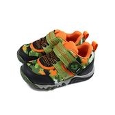 MoonStar 運動鞋 速乾鞋 綠色 迷彩 中童 童鞋 CRC22753 no391