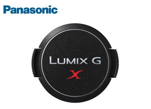我愛買#Panasonic原廠正品鏡頭蓋DMW-FLC37鏡蓋37mm鏡頭蓋Lumix G X Vario PZ 14-42mm ASPH HD 12-32mm F3.5-5.6 Mega OIS