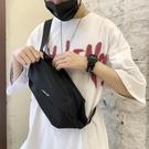 腰包運動男騎行側背斜背包潮多功能運動胸包休閒時尚輕便迷你小包