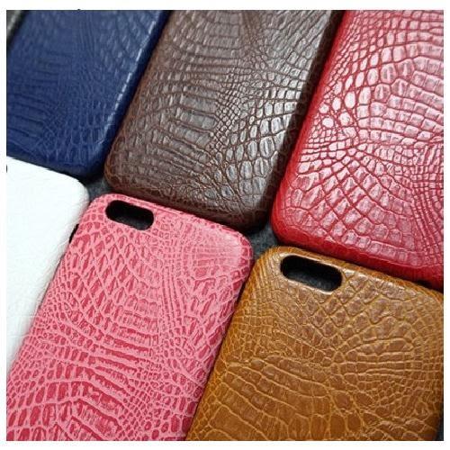 韓國 蘋果 iPhone 7/8 plus i7p 手機殼 鱷魚紋 皮套 保護套 簡約 商務 純色 壓紋 流行 潮 蘋果