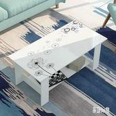 茶几茶幾簡約現代小戶型迷你客廳飄窗經濟型儲物茶桌簡易zzy4561『易購3c館』