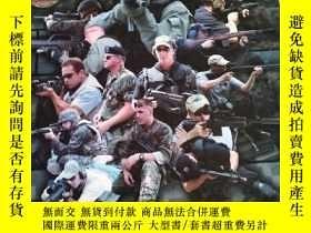 二手書博民逛書店輕兵器雜誌社:GUNNER槍手【1】DVD罕見   創刊號! 有