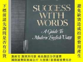 二手書博民逛書店Reader s罕見Digest SUCCESS WITH WO