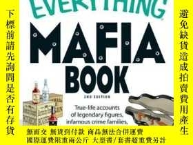 二手書博民逛書店The罕見Everything Mafia BookY410016 Scott M Dietche Every