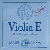 小叮噹的店- 小提琴弦 (第一弦 E弦) 丹麥 Larsen Original Medium 淺藍 5521