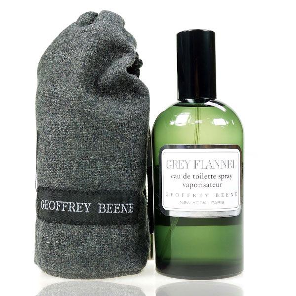 Geoffrey Beene Grey Flannel 灰色元素淡香水 120ml 21814【娜娜香水美妝】