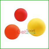 球型按摩球3顆入(3顆不同硬度/筋膜球/紓壓硬球/激痛球/花生按摩球/母親節禮物)