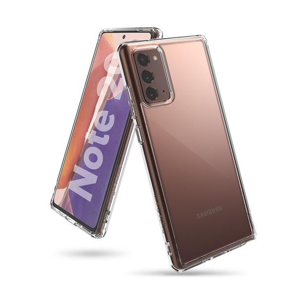 Rearth 三星 Galaxy Note 20 (Ringke Fusion) 高質感保護殼
