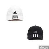 ADIDAS 運動帽 A.R BB CP 3S 4A 遮陽 三線 純棉-GM4511/GM6278