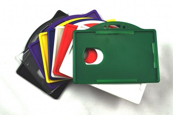 彩色 硬式識別證套 (10入) PBH-H //全店商品無條件退換貨//