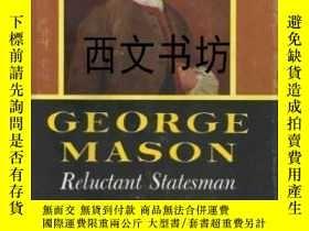 二手書博民逛書店【罕見】1961年George Mason: Reluctant