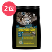 【Allando】奧藍多無穀貓鮮糧(阿拉斯加鱈魚羊肉)6.8kgX2包