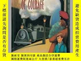 二手書博民逛書店Different罕見Kind of CourageY362136 Ellen Howard Aladdin
