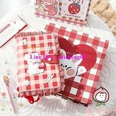 可愛兒童活頁手賬本套裝禮盒簡約手帳本創意筆記本【桃可可服飾】