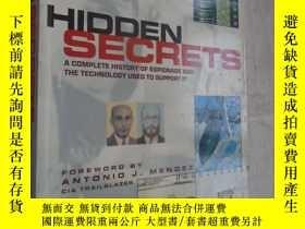 二手書博民逛書店Hidden罕見Secrets: The Complete History of Espionage and th
