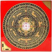風水閣羅盤風水盤高精度專業純銅木8寸羅盤儀八卦三元三合綜合盤    多莉絲旗艦店