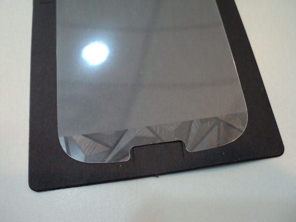 Samsung GALAXY Note2 N7100 Note II 3D三角形 霧面 螢幕保護貼 手機 保貼 保護貼 防指紋 靜電吸附
