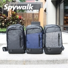 SPYWALK 多夾層帥氣單肩包/胸包 NO:S9353