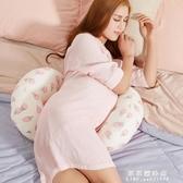 孕婦枕 孕婦枕頭護腰側睡臥枕U型枕懷孕期多功能托腹抱枕 母嬰兒春夏用品【果果新品】