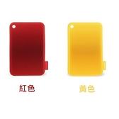 小饅頭** 韓國 sillymann 100%鉑金矽膠蔬果餐具洗碗刷(黃色、紅色)